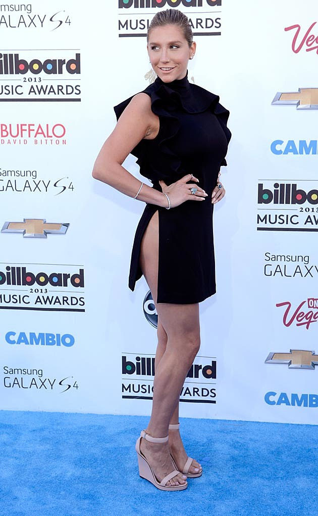 Kesha Givenchy 2013 Billboard Awards