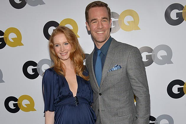 James Van Der Beek Kimberley New Daughter