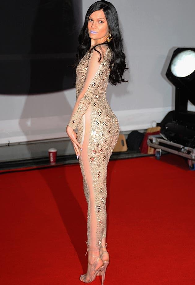 Jessie J 2014 BRITS