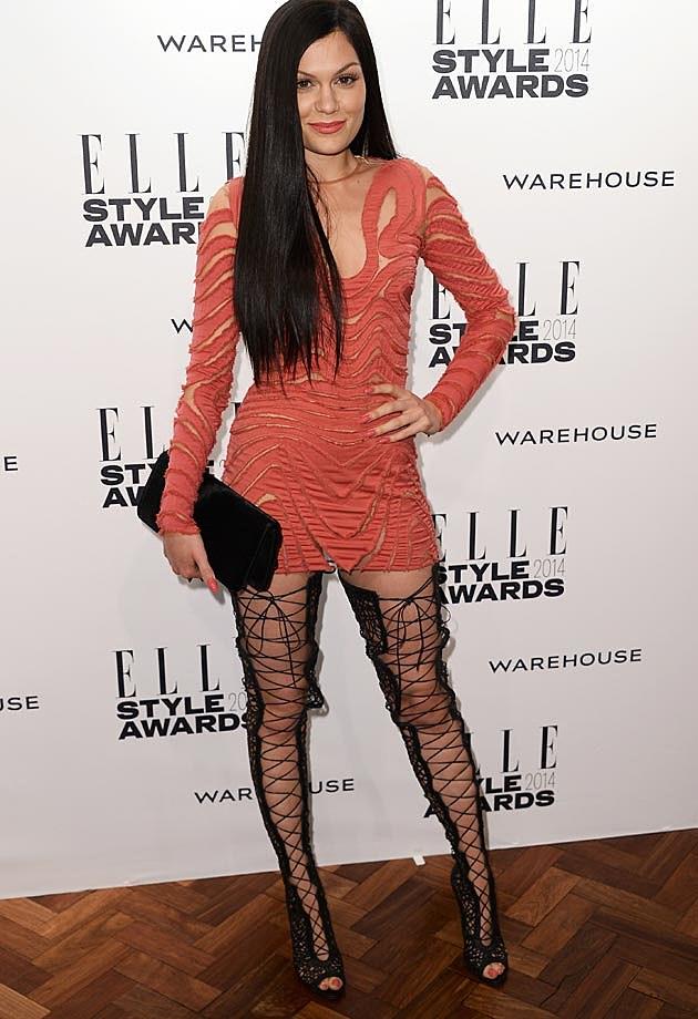 Jessie J 2014 ELLE Style Awards