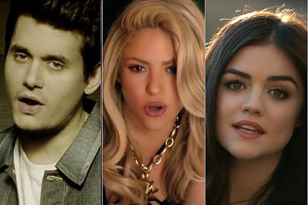 John Mayer Shakira Lucy Hale