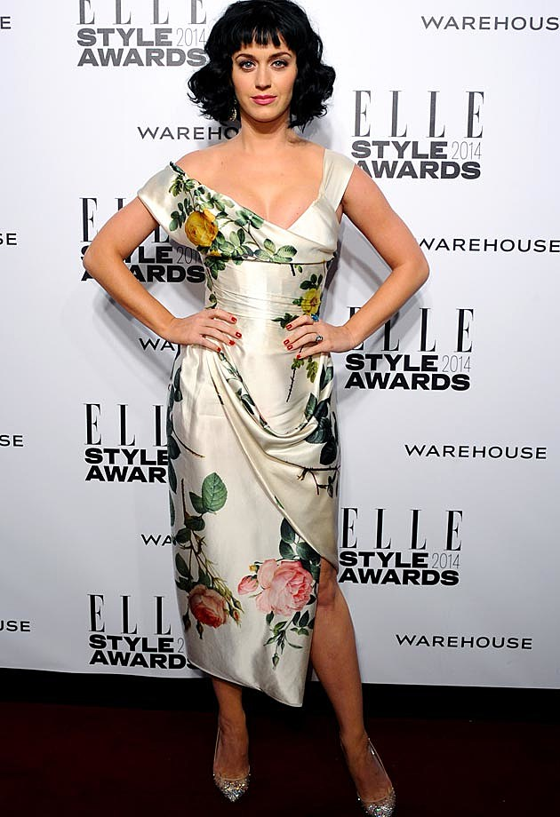 Katy Perry 2014 ELLE Style Awards