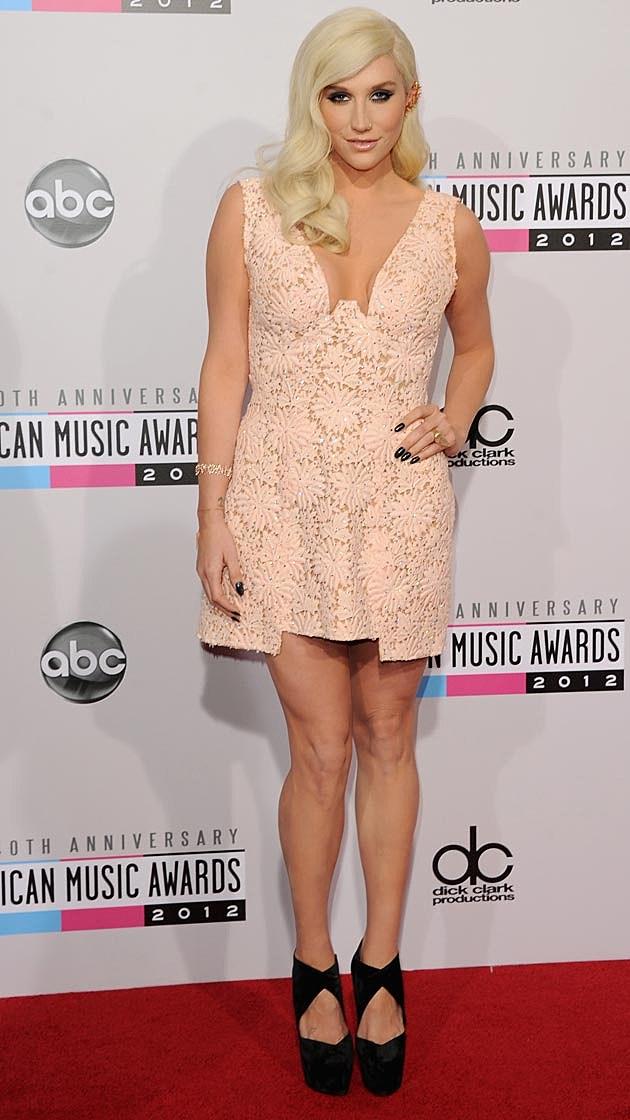 Kesha Pink Lace