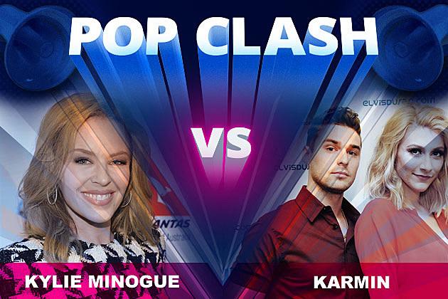 Kylie Minogue Karmin