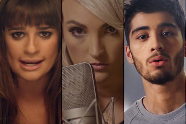 Lea Michele Jamie Lynn Spears One Direction
