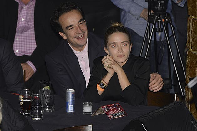 Mary-Kate Olsen Olivier Sarkozy Engaged