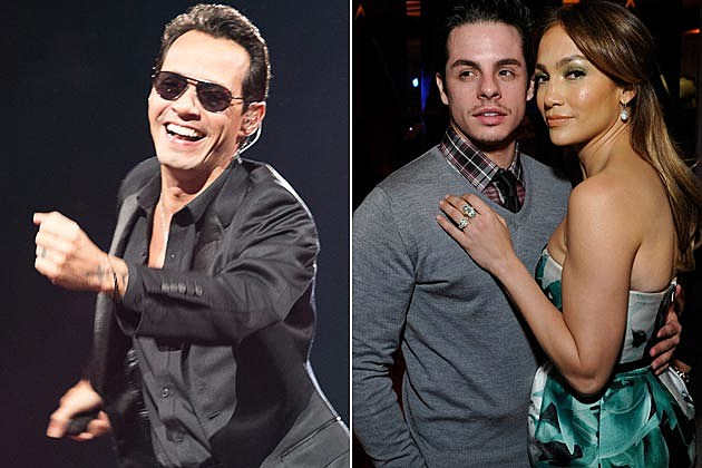 Marc Anthony Casper Smart J Lo