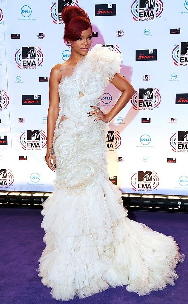 Rihanna Marchesa