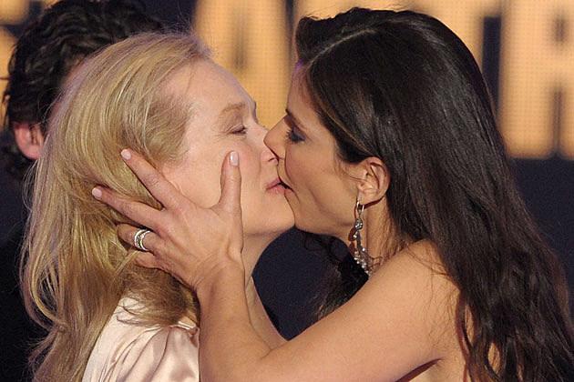 Meryl Streep Sandra Bullock