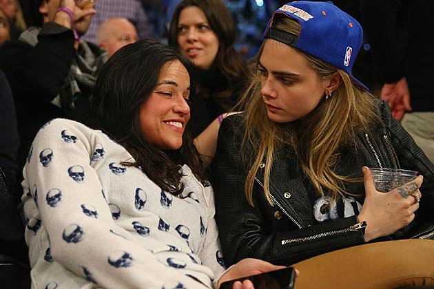 Michelle Rodriguez Cara Delevingne Dating