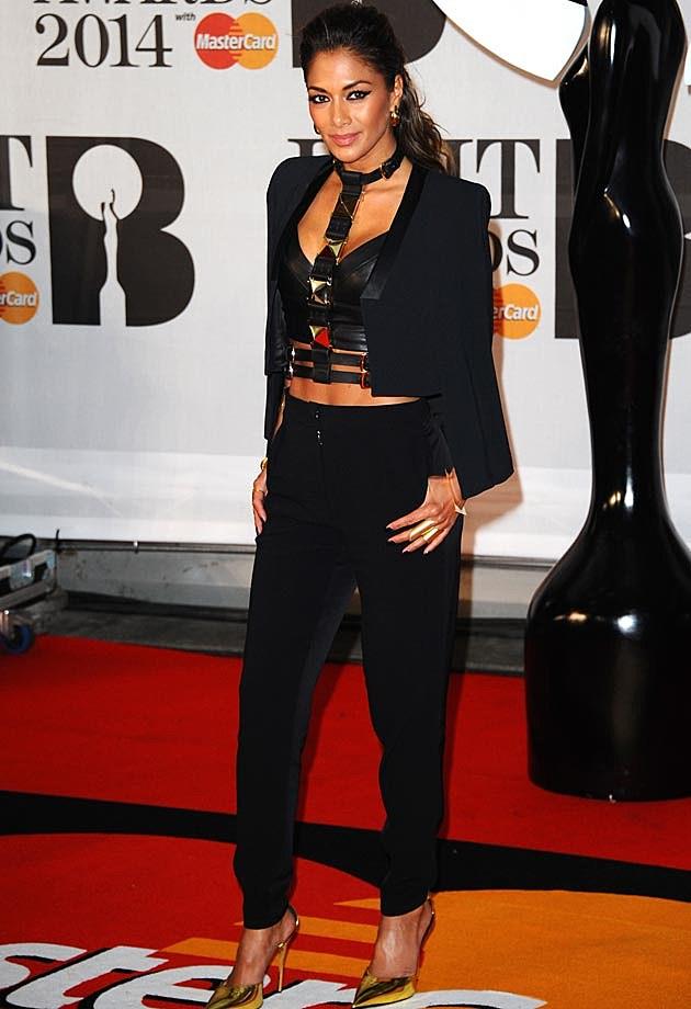 Nicole Scherzinger 2014 BRITS