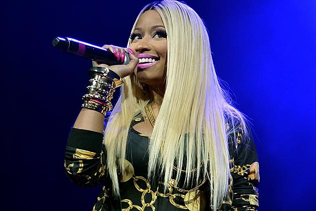 Nicki Minaj Real Hair