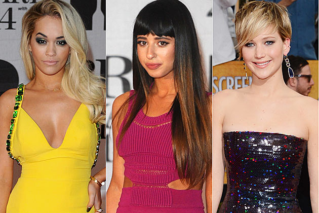 Rita Ora Foxes Jennifer Lawrence