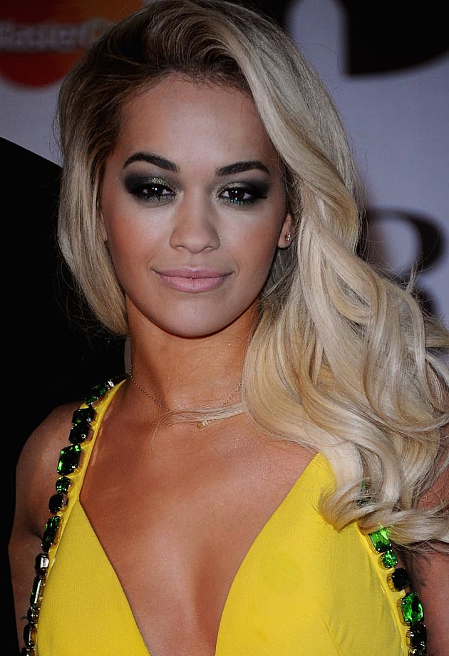 Rita Ora Long Hair