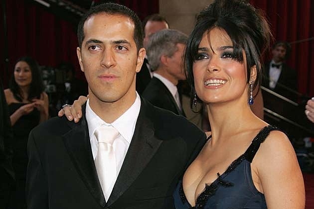 Salma Hayek Brother Sami Accident