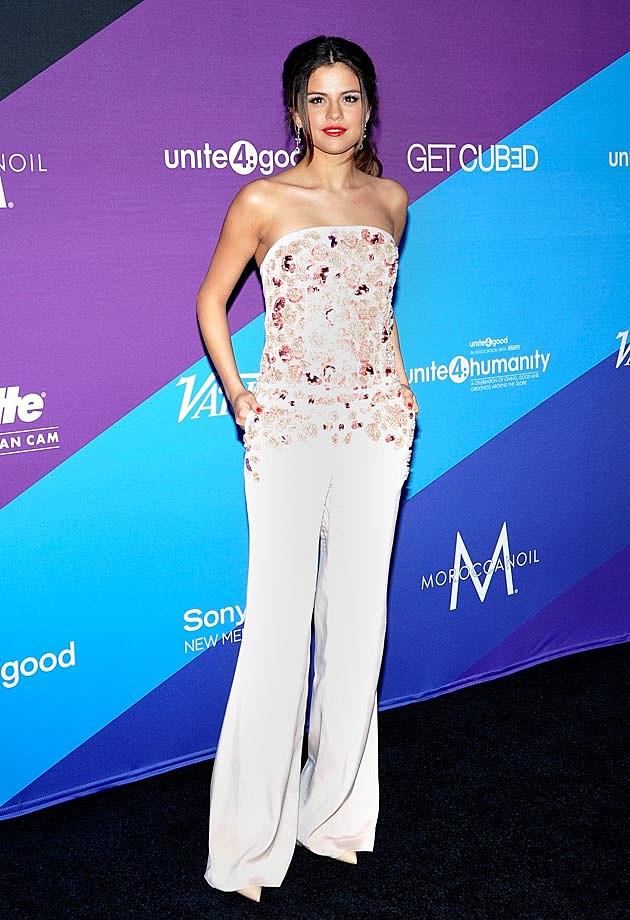 Selena Gomez Antonio Berardi unite4:good