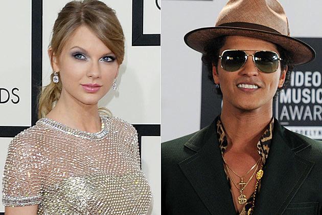Taylor Swift Bruno Mars