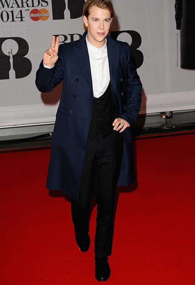 Tom Odell 2014 BRITS