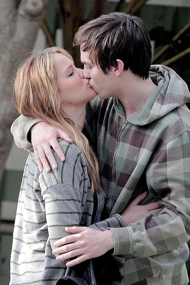 Jennifer lawrence dating timeline first kiss. Jennifer lawrence dating timeline first kiss.