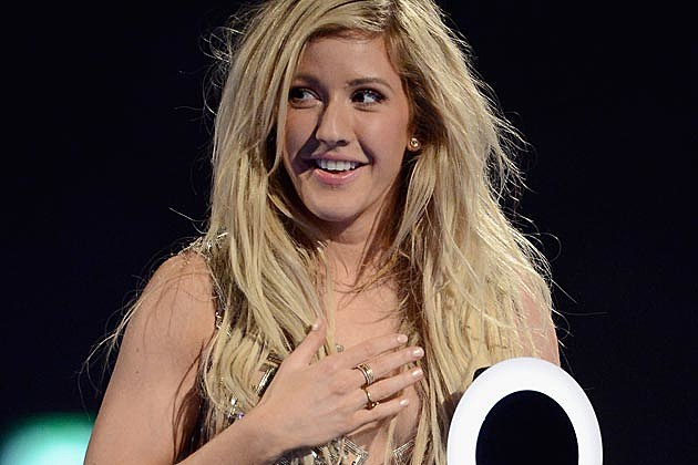 Ellie Goulding 2014 BRIT AWARDS