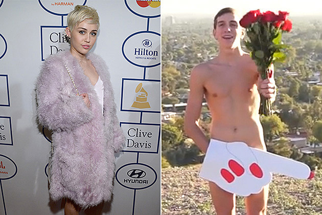 Miley Cyrus, Matt Peterson