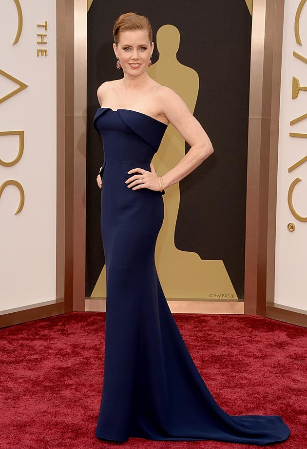 Amy Adams 2014 Oscars Gucci