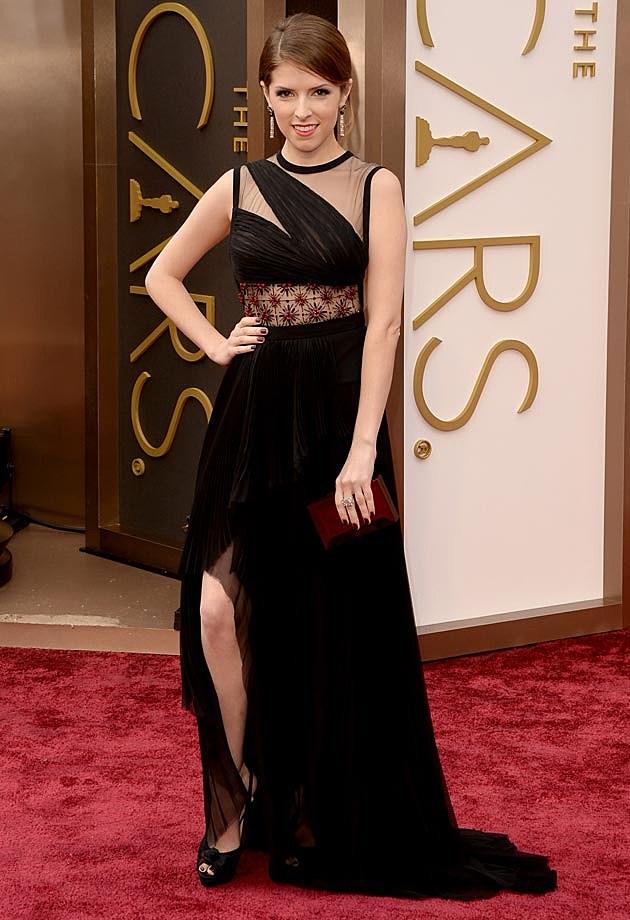 Anna Kendrick 2014 Oscars J. Mendel
