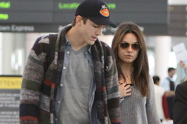 Ashton Kutcher Mila Kunis Expecting