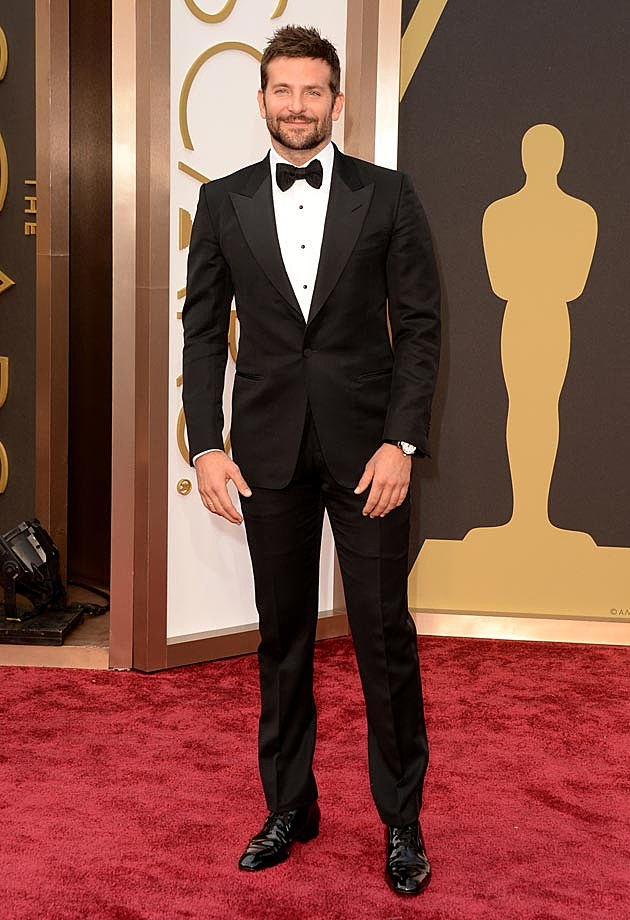Bradley Cooper 2014 Oscars