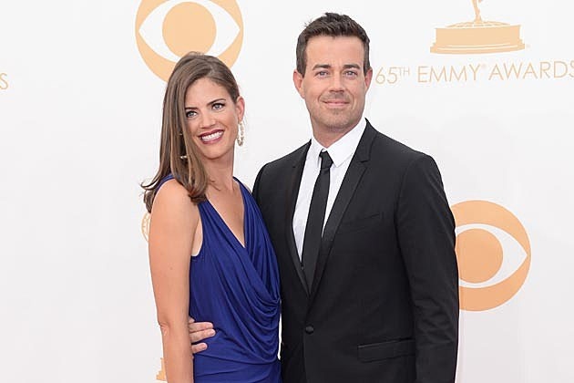 Carson Daly Siri Pinter Expecting Third Child