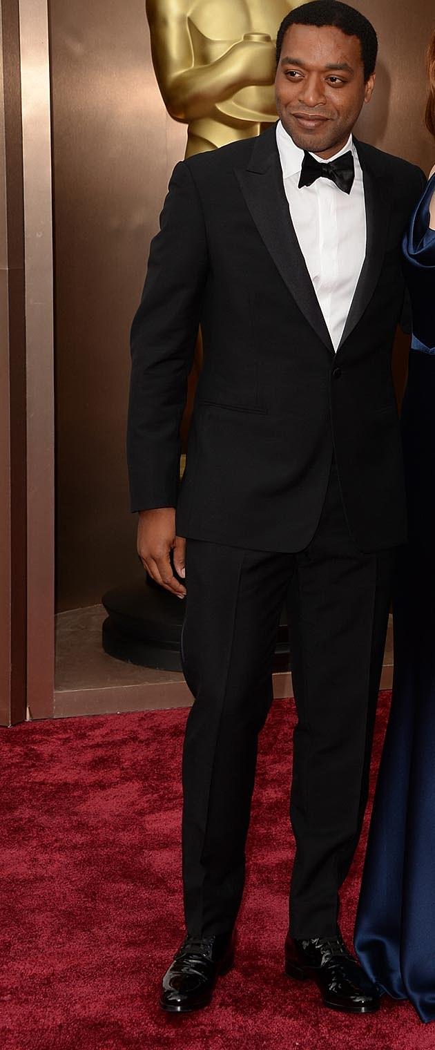 Chiwetel Ejiofor 2014 Oscars