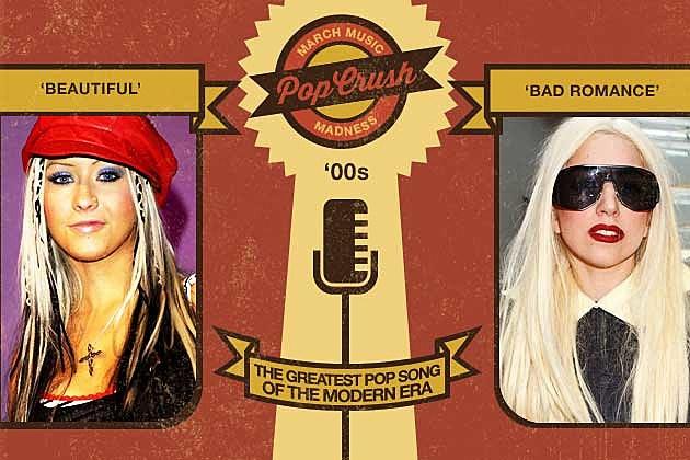 Christina Aguilera Lady Gaga