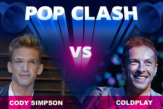 Cody Simpson Coldplay