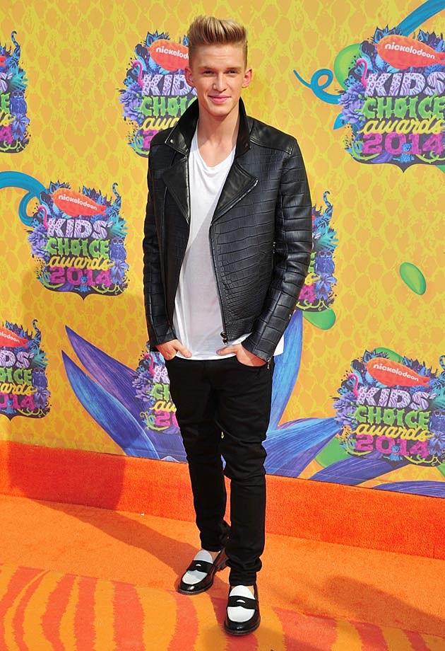 Cody Simpson 2014 Kids Choice Awards