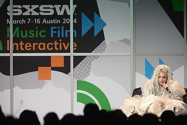 Gaga SXSW Keynote 2014