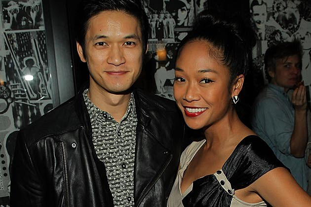 Harry Shum Shelby Rabara Engaged
