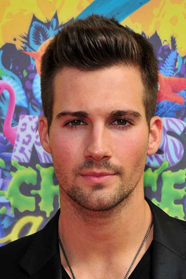 James Maslow James Maslow Smolders at 2014 Kids39 Choice Awards PHOTOS
