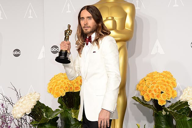 Jared Leto Rayon Oscars