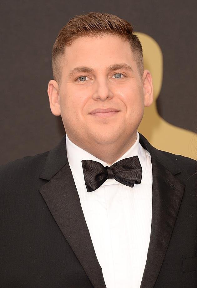 Jonah Hill 2014 Oscars