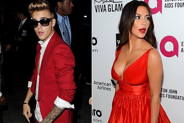 Justin Bieber Kim Kardashian Overexposed