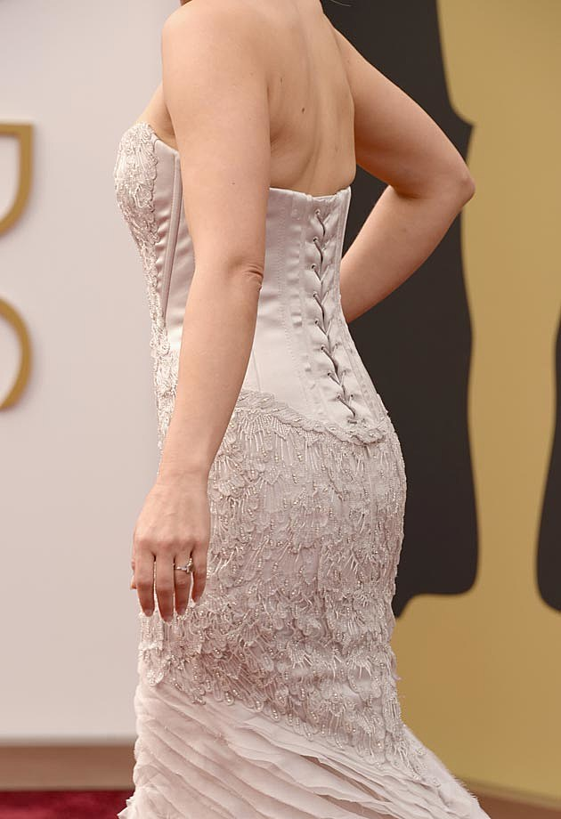Kristen Bell 2014 Oscars Cavalli