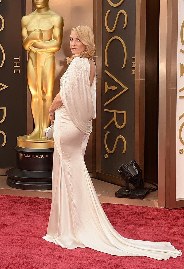 Kate Hudson 2014 Oscars Atelier Versace