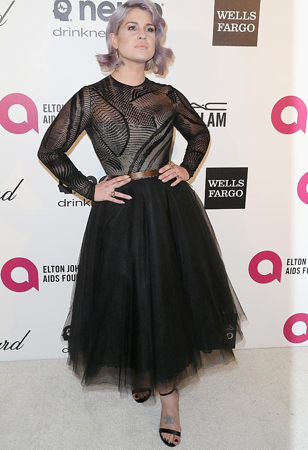 Kelly Osbourne 2014 Elton John Oscar Party