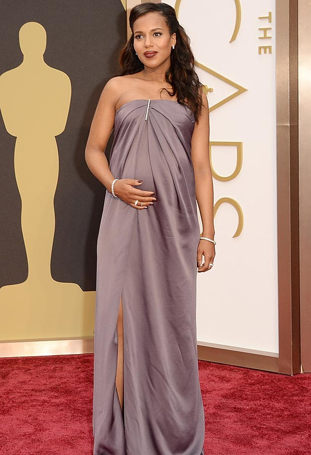 Kerry Washington Jason Wu 2014 Oscars
