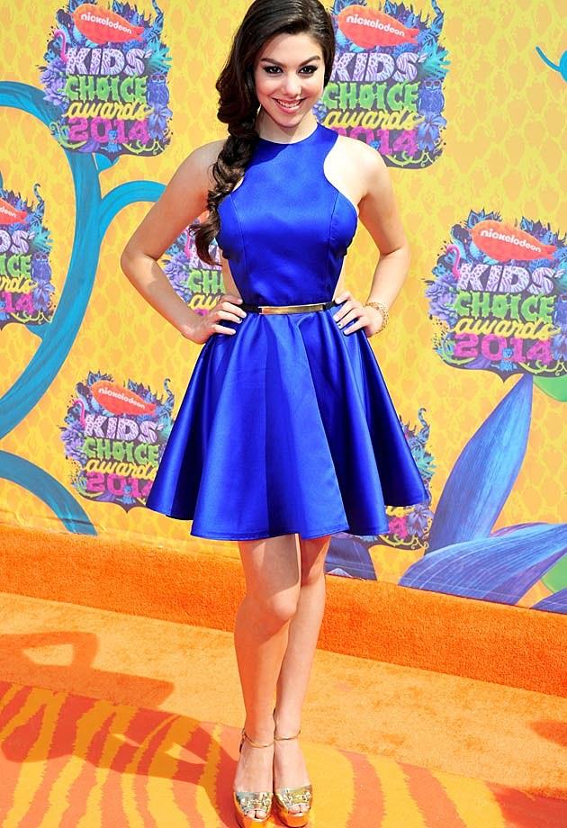 Kira Kosarin 2014 Kids Choice Awards