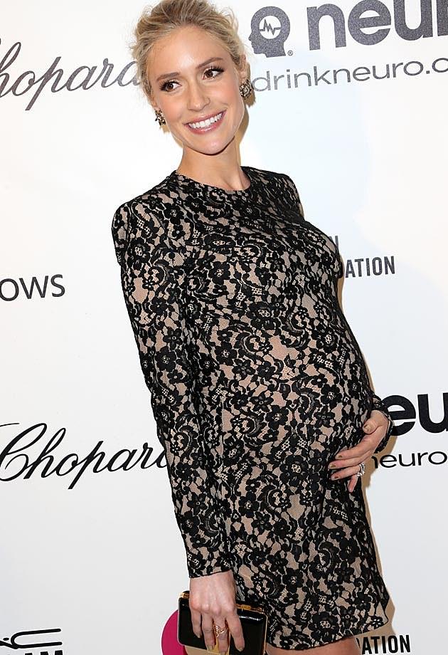 Kristin Cavallari 2014 Elton John Oscar Party