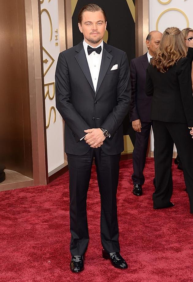 Leo DiCaprio 2014 Oscars