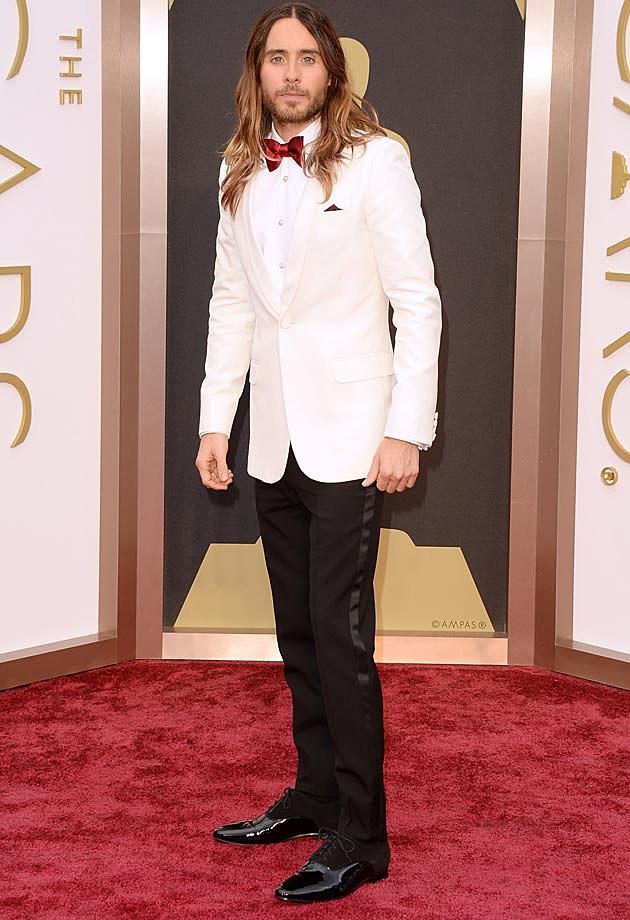 Jared Leto 2014 Oscars