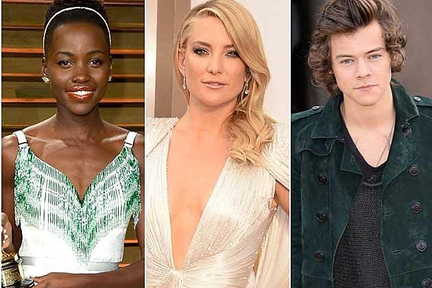 Lupita Nyongo Kate Hudson Harry Styles