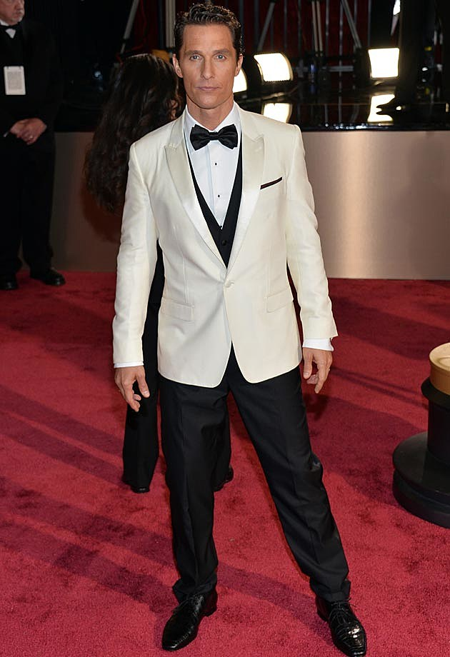 The Most Handsome Men At The 2014 Oscars Photos